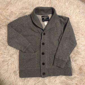 Oshkosh button down sweater